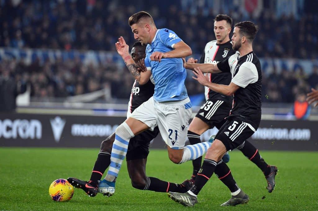 Ювентус срещу Лацио | 20.07.2020