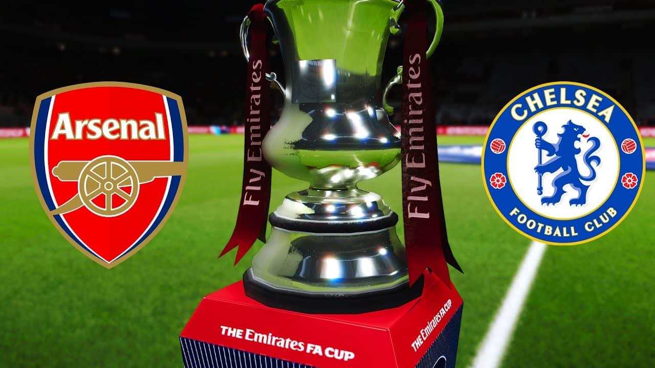 Арсенал срещу Челси | 01.08.2020