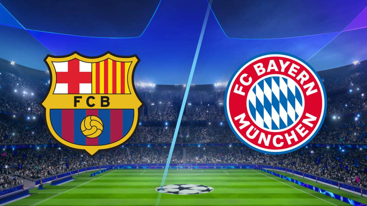 Барселона срещу Байерн Мюнхен | 14.08.2020