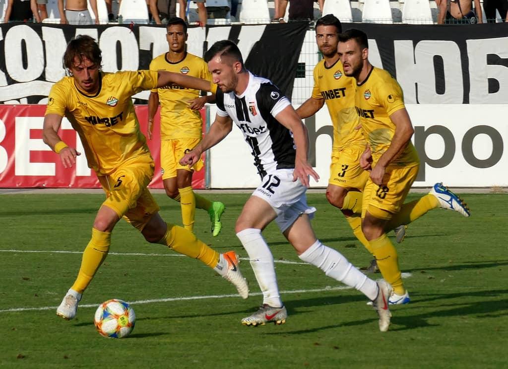 Ботев Пловдив срещу Локомотив Пловдив | 09.08.2020
