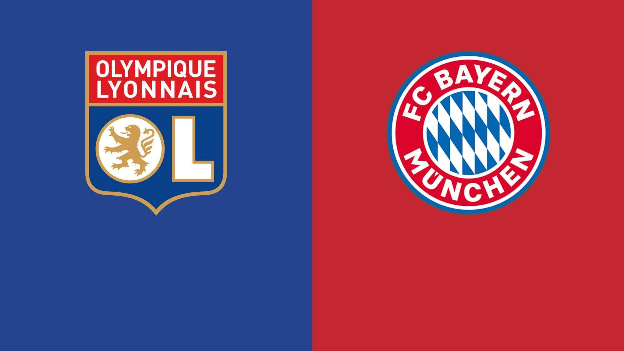 Лион срещу Байерн Мюнхен   19.08.2020