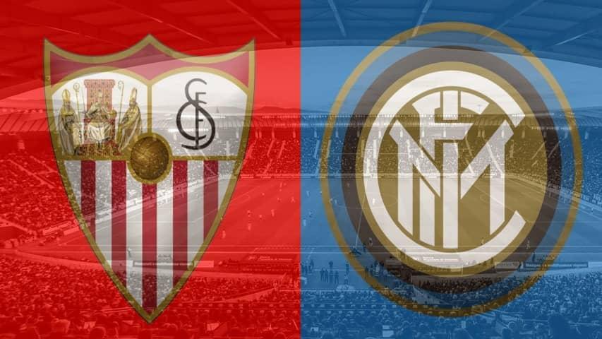 Севиля срещу Интер | 21.08.2020