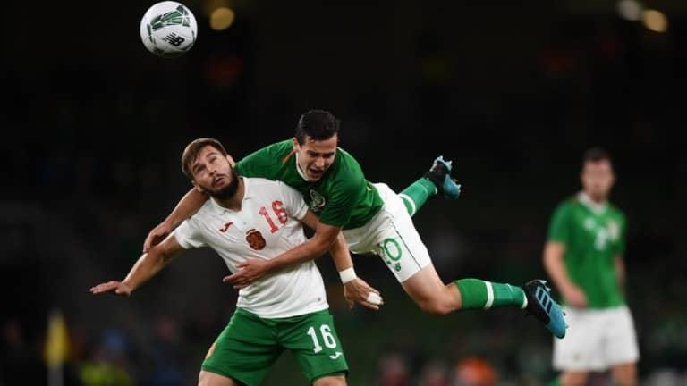 България срещу Ирландия | 03.09.2020