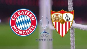 Байерн Мюнхен срещу Севиля   24.09.2020