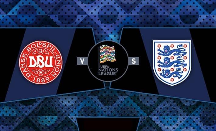 Дания срещу Англия | 08.09.2020