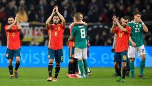 Германия срещу Испания | 03.09.2020
