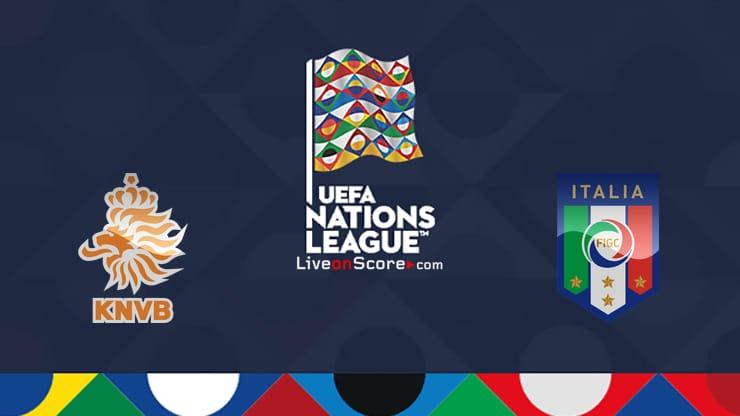 Нидерландия срещу Италия | 07.09.2020
