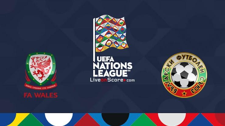 Уелс срещу България   06.09.2020