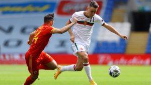 България срещу Уелс   14.10.2020