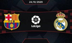 Барселона срещу Реал Мадрид | 24.10.2020
