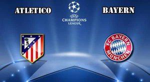 Байерн Мюнхен срещу Атлетико Мадрид   21.10.2020