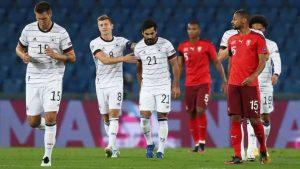 Германия срещу Швейцария | 13.10.2020