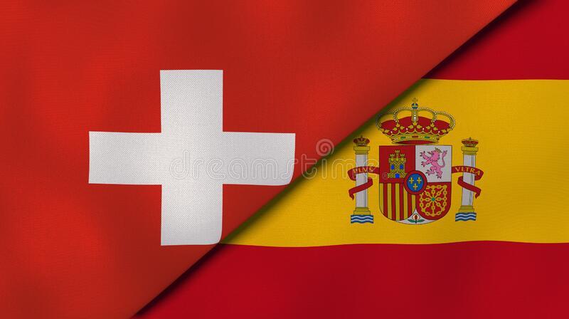 Испания срещу Швейцария   10.10.2020