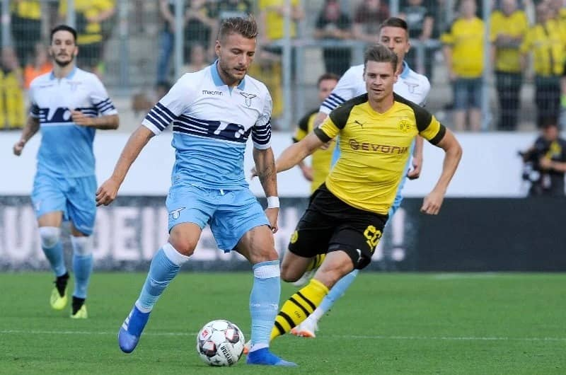 Лацио срещу Борусия Дортмунд | 20.10.2020