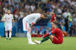 Португалия срещу Испания   07.10.2020