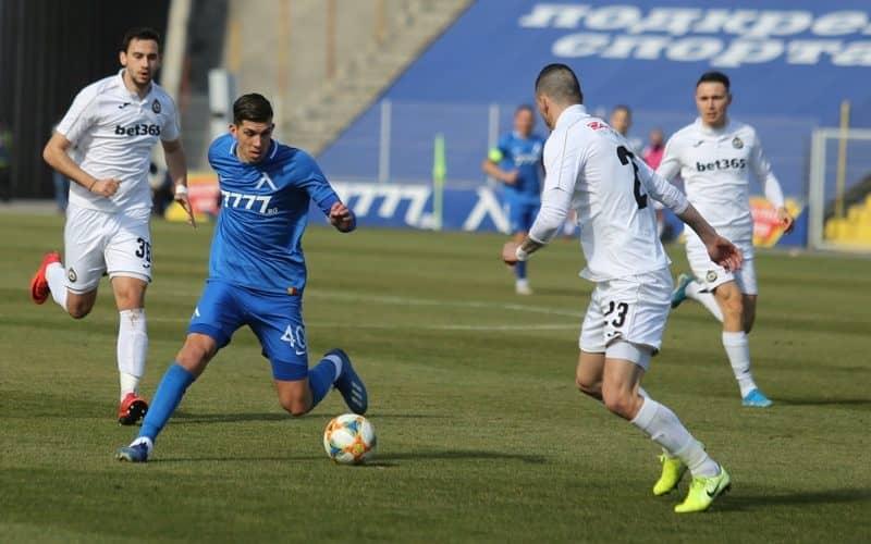 Славия срещу Левски   18.10.2020