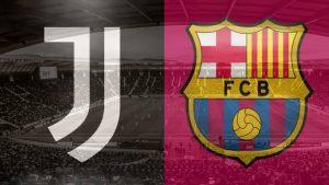Ювентус срещу Барселона   28.10.2020