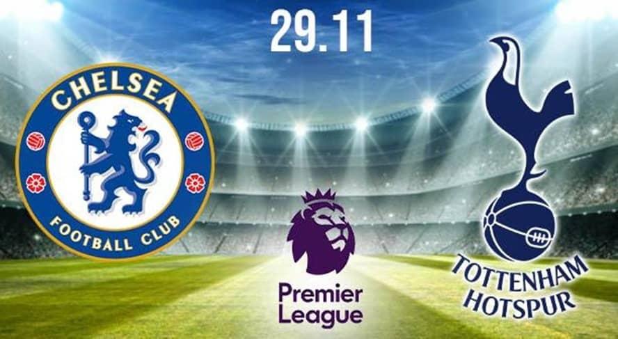Челси срещу Тотнъм   29.11.2020