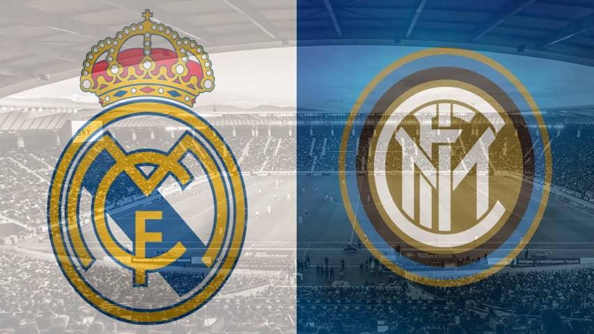 Интер срещу Реал Мадрид   25.11.2020