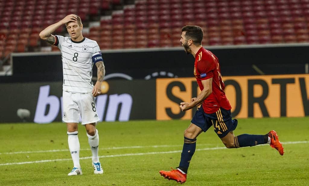 Испания срещу Германия   17.11.2020