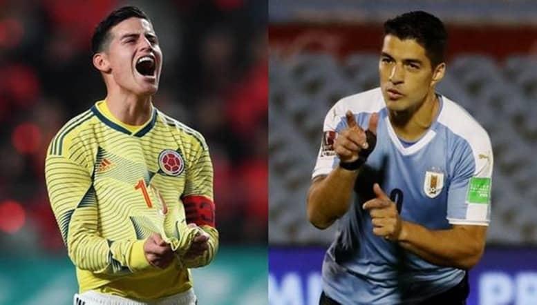 Колумбия срещу Уругвай | 13.11.2020