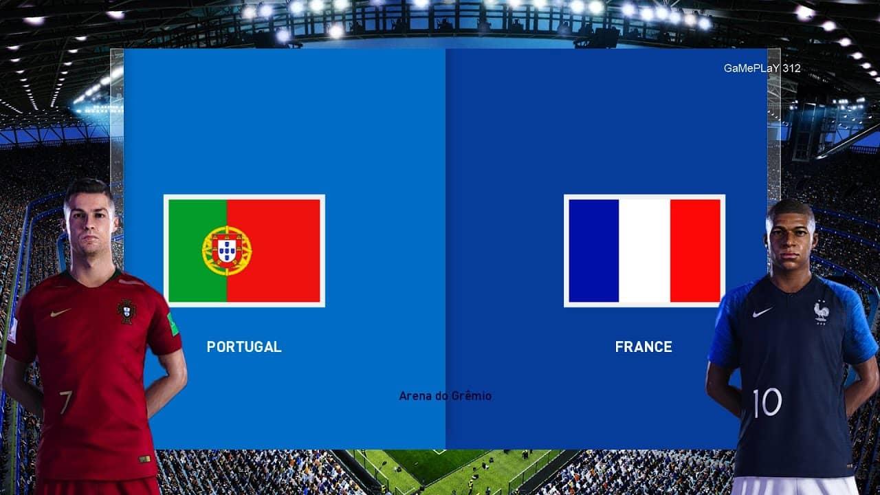 Португалия срещу Франция | 14.11.2020