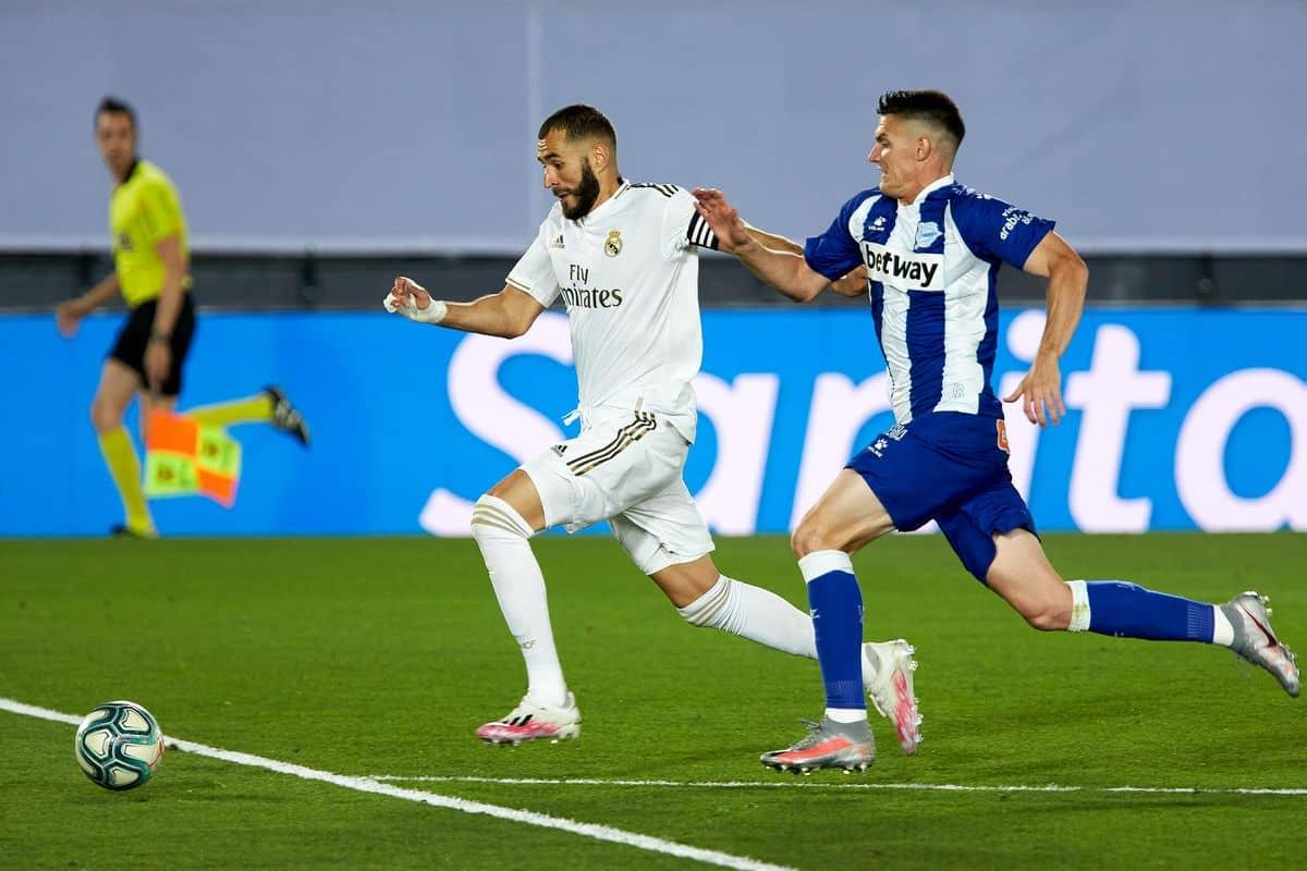 Реал Мадрид срещу Алавес | 28.11.2020