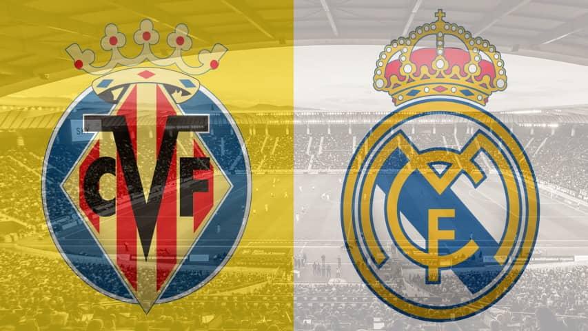 Виляреал срещу Реал Мадрид   21.11.2020