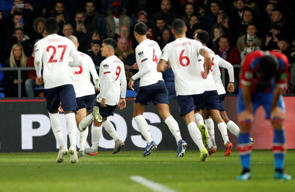 Кристъл Палас срещу Ливърпул | 19.12.2020