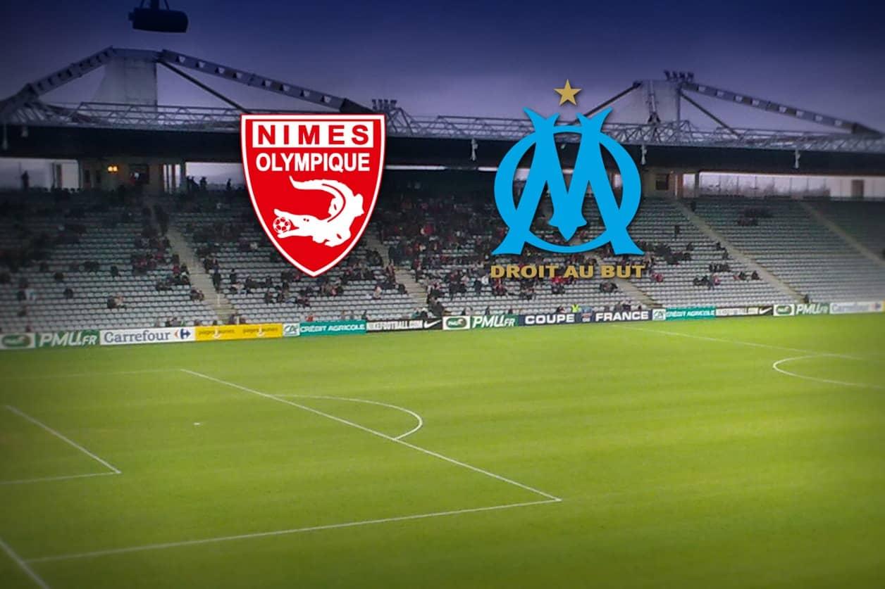 Ним срещу Марсилия   04.12.2020