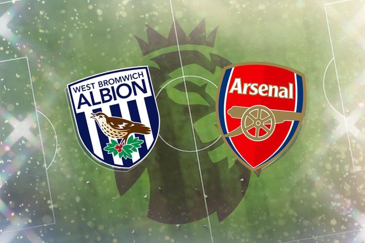 Уест Бромич срещу Арсенал | 02.01.2021