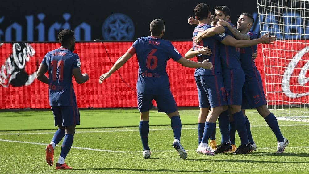 Атлетико Мадрид срещу Селта | 08.02.2021