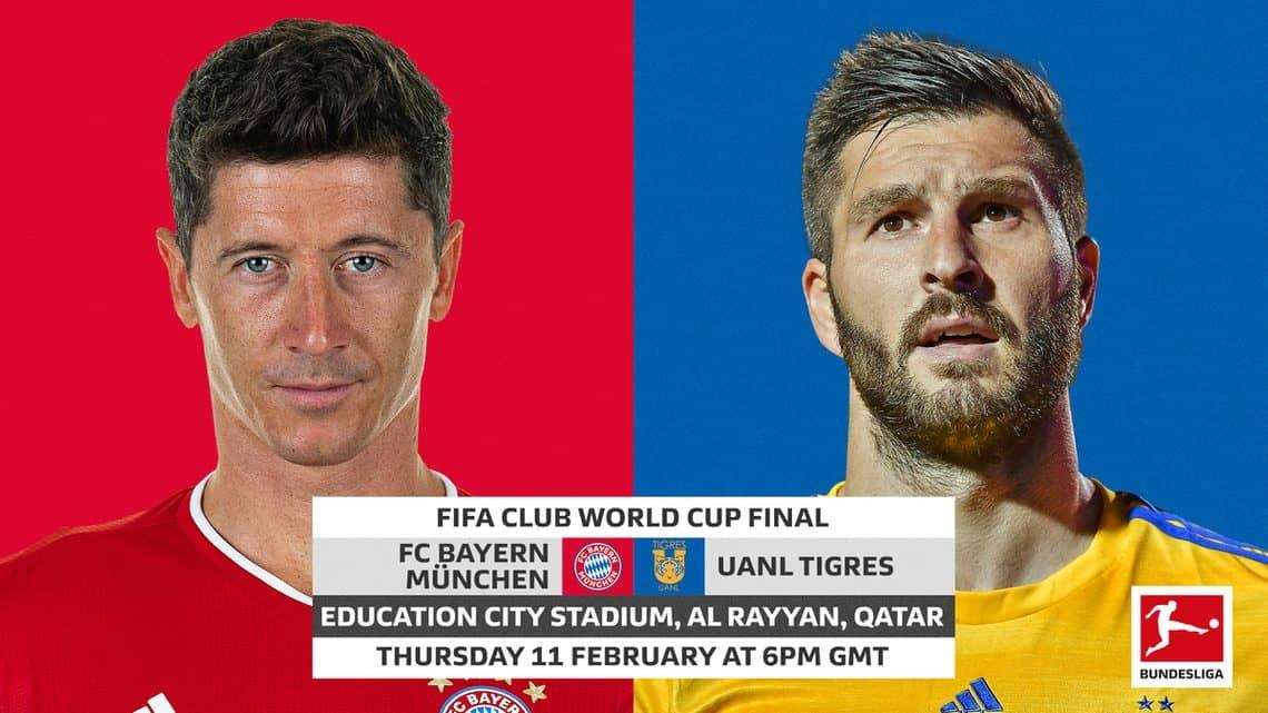 Байерн Мюнхен срещу Тигрес | 11.02.2021
