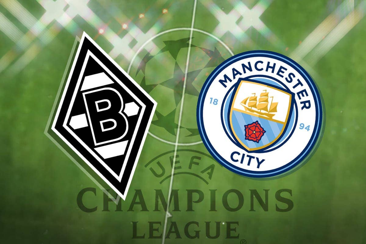 Борусия Мьонхенгладбах срещу Манчестър Сити | 24.02.2021