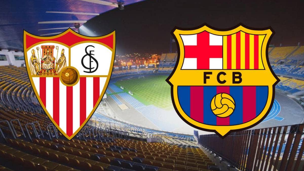 Севиля срещу Барселона | 10.02.2021