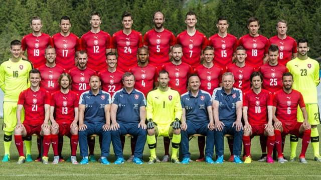 Състав на Чехия за Европейското първенство по футбол 2020