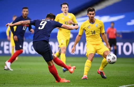 Франция срещу Украйна | 24.03.2021