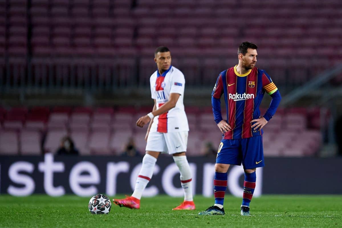 ПСЖ срещу Барселона | 10.03.2021