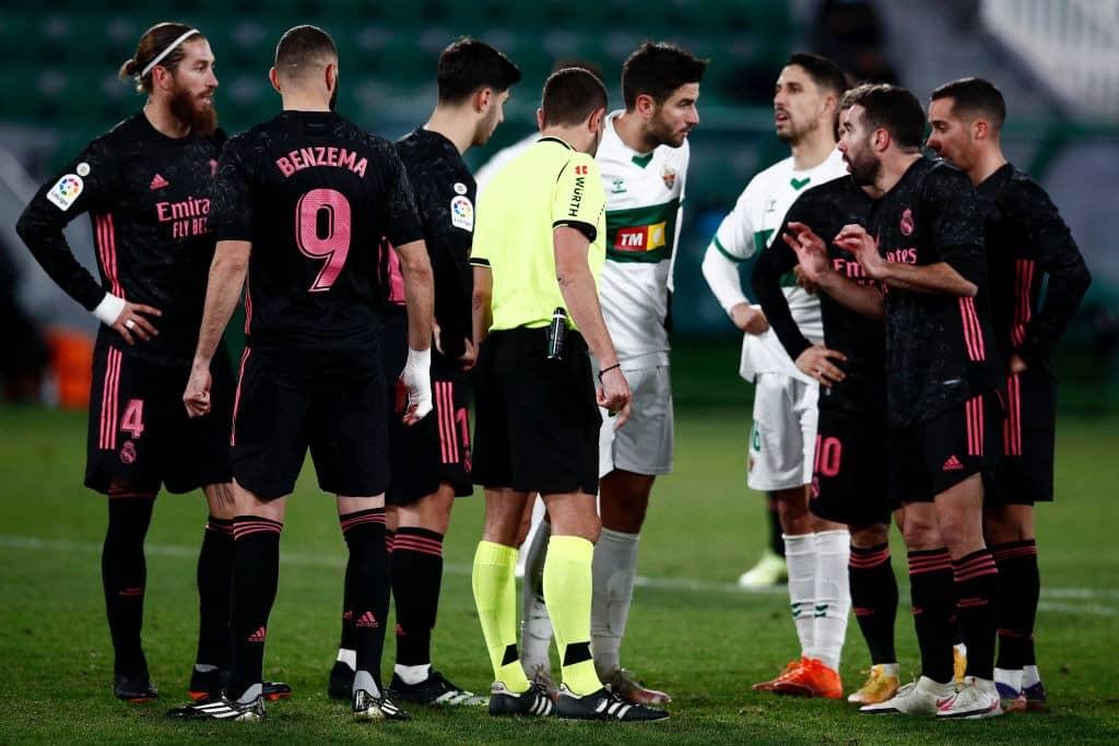 Реал Мадрид срещу Елче | 13.03.2021