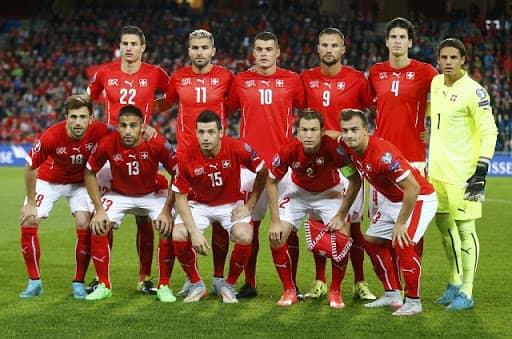 Състав на Швейцария за Европейското първенство по футбол 2020