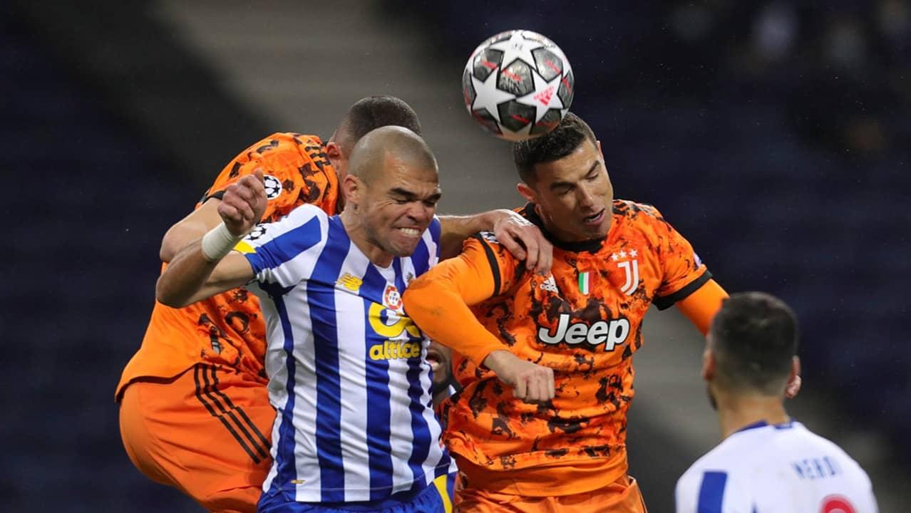 Ювентус срещу Порто | 09.03.2021