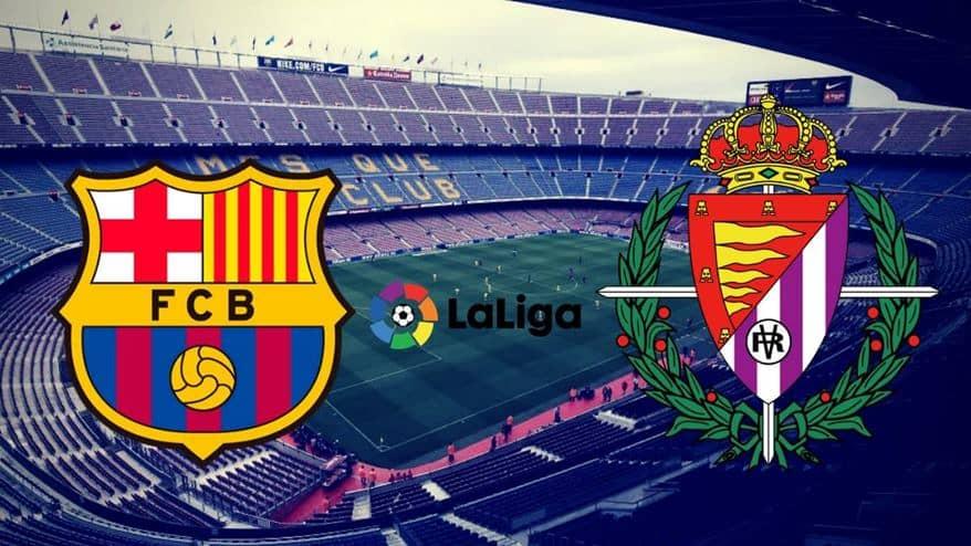 Барселона срещу Валядолид   05.04.2021