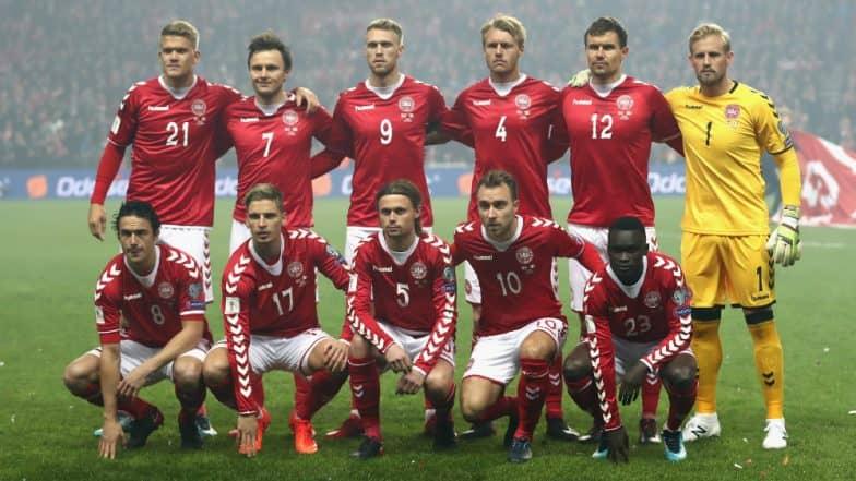 Състав на Дания аза Европейското първенство по футбол 2020