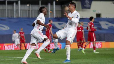 Ливърпул срещу Реал Мадрид | 14.04.2021