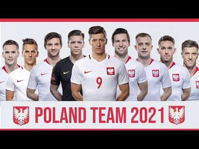 Състав на Полша за Европейското първенство по футбол 2020
