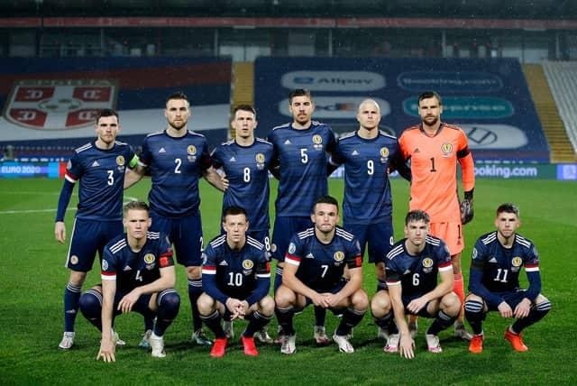 Състав на Северна Македония за Европейското първенство по футбол 2020