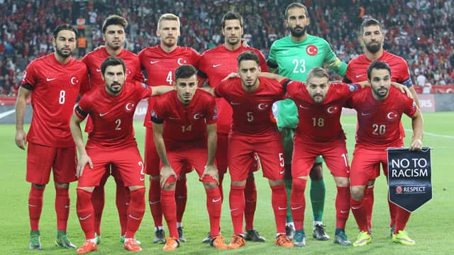 Състав на Турция за Европейското първенство по футбол 2020