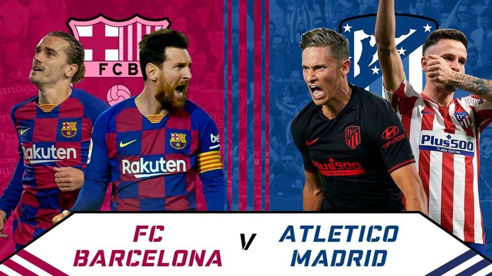 Барселона срещу АтлетикоМадрид | 08.05.2021
