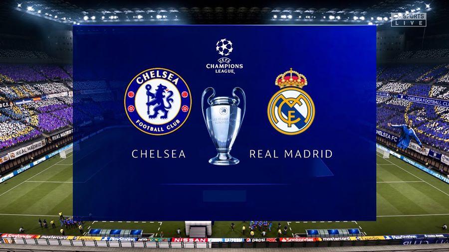 Челси срешу Реал Мадрид | 05.05.2021