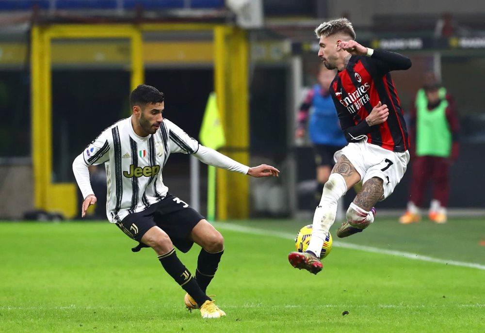Ювентус срещу Милан   09.05.2021